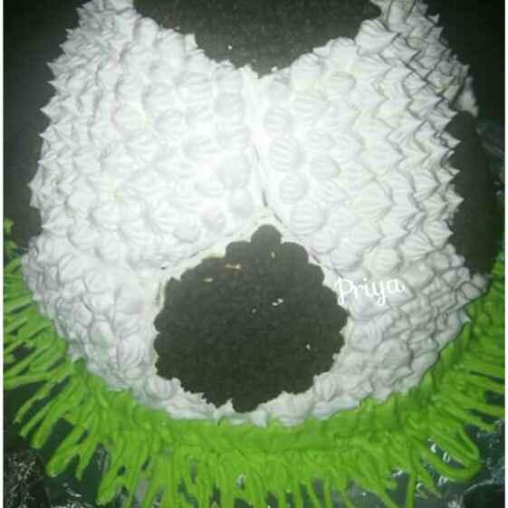Photo of Surprise Football Cake by Priya Garg at BetterButter