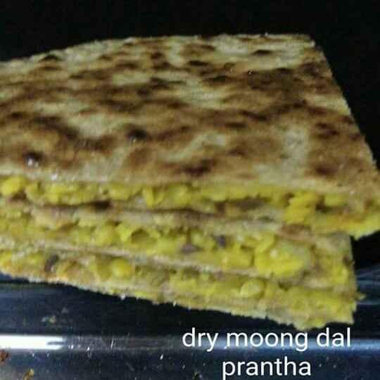 Photo of Moong ki dal ka Parantha by Priya Garg at BetterButter
