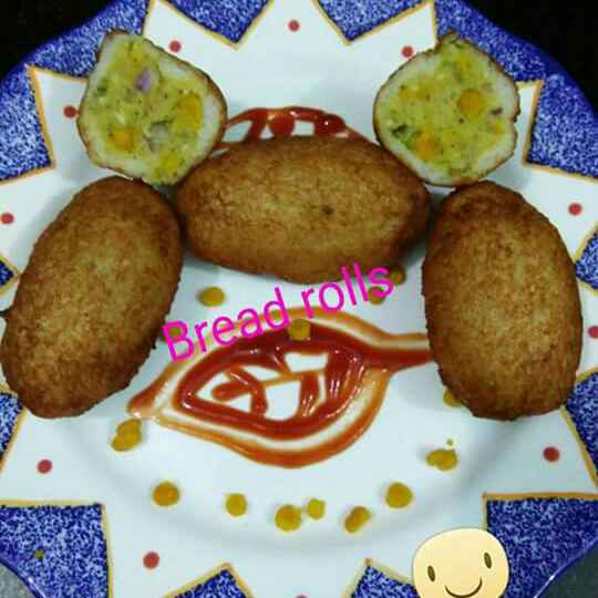 Photo of Bread Rolls by Priya Garg at BetterButter