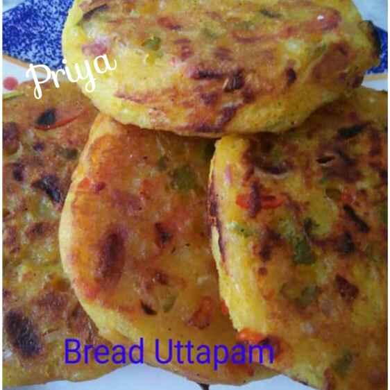 Photo of Bread Utapam by Priya Garg at BetterButter