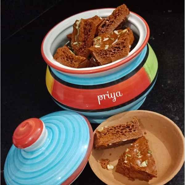 Photo of Mesu/Gur_Gatta/HoneyComb_Candy by Priya Garg at BetterButter