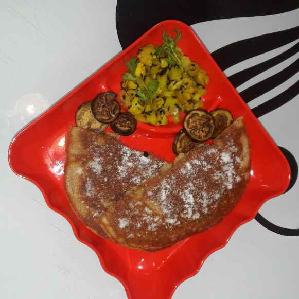 Photo of Kid's special Yummy pancakes by Priya Jahagirdar at BetterButter