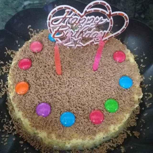 Photo of Mango kalakand cake by Priya Jain at BetterButter