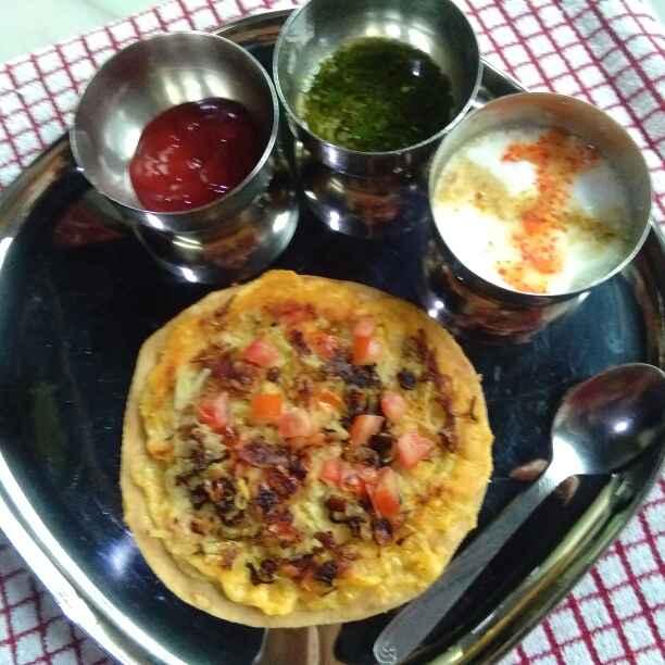 Photo of 1 2 3 paratha by Priya Jain at BetterButter