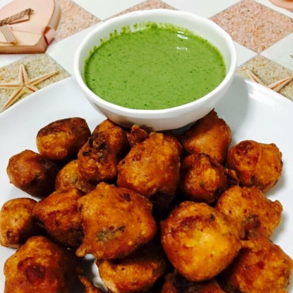 Photo of Paneer pakoras by Priya Mani at BetterButter