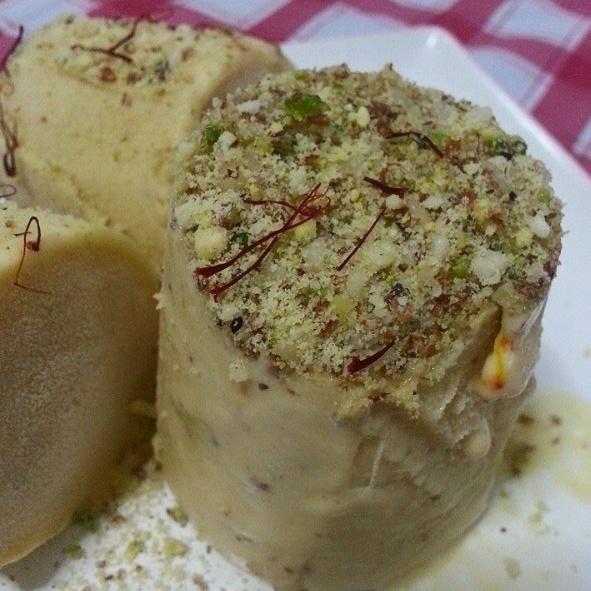 Photo of Almond pistachios kulfi by Priya Mani at BetterButter