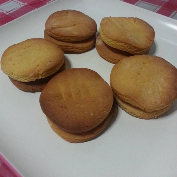 How to make Tea Shop Butter Biscuits