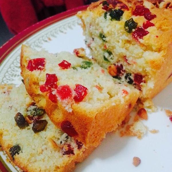 Photo of Tutti Frutti Slice Cake by Priya Mani at BetterButter