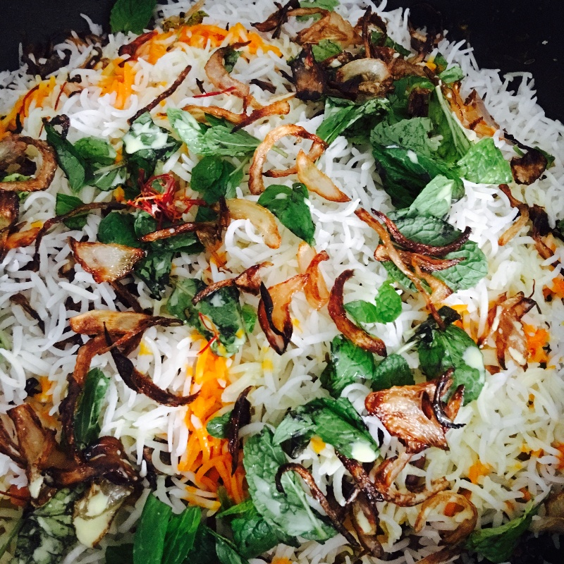 How to make Veg Biryani