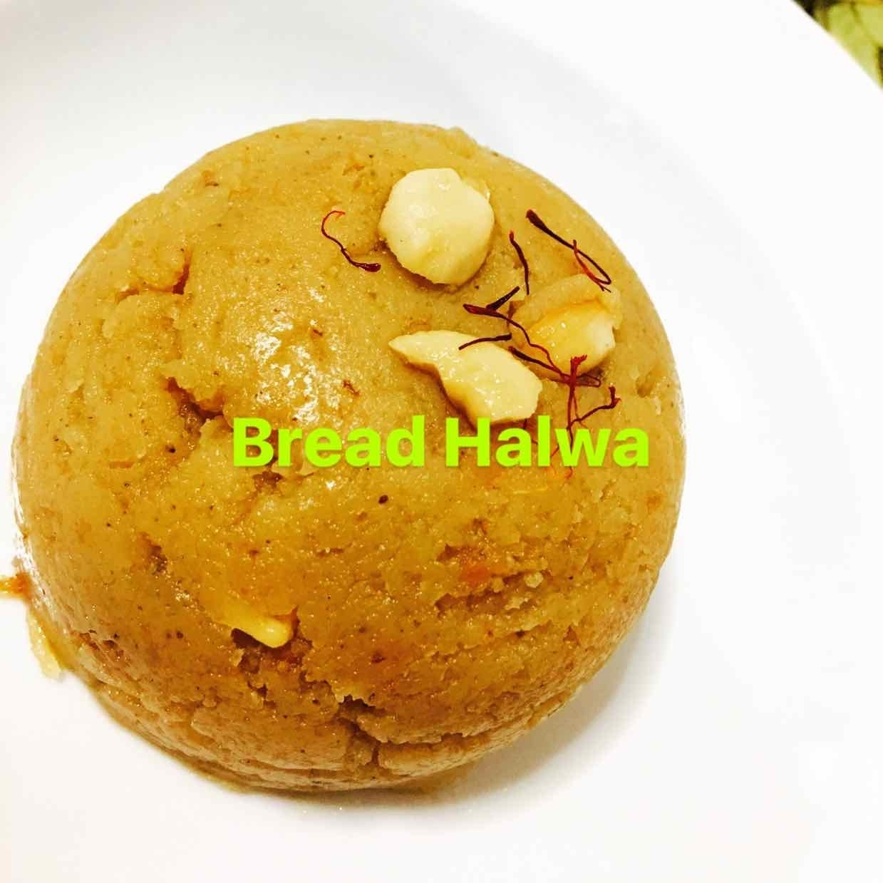 How to make Bread Halwa