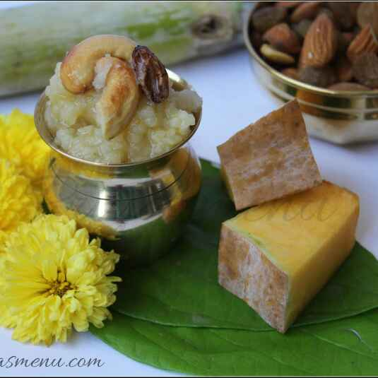 How to make Pumpkin Honey Pongal