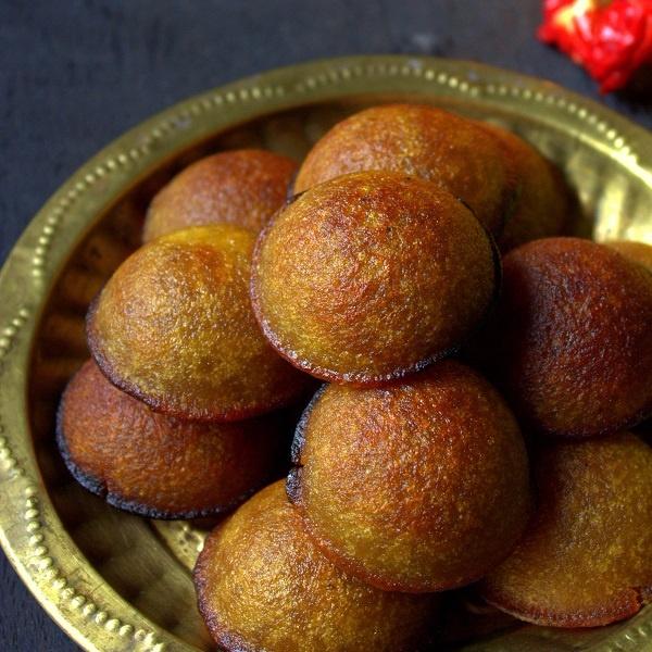 Photo of Chakka Nei Appam / Jackfruit Sweet Paniyaram by Priya Shiva at BetterButter