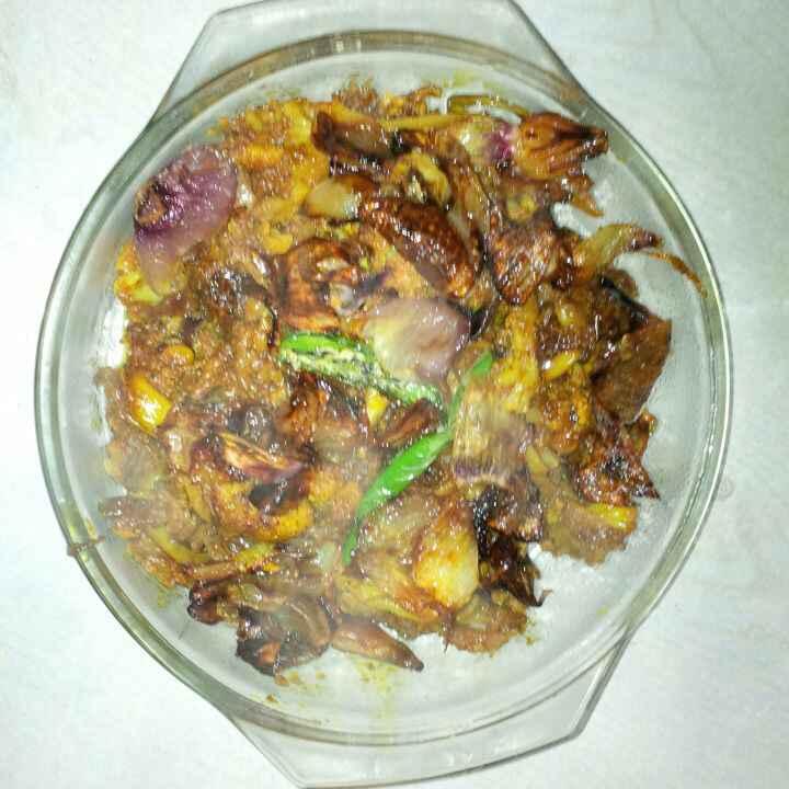 How to make Gobi Do Pyaja
