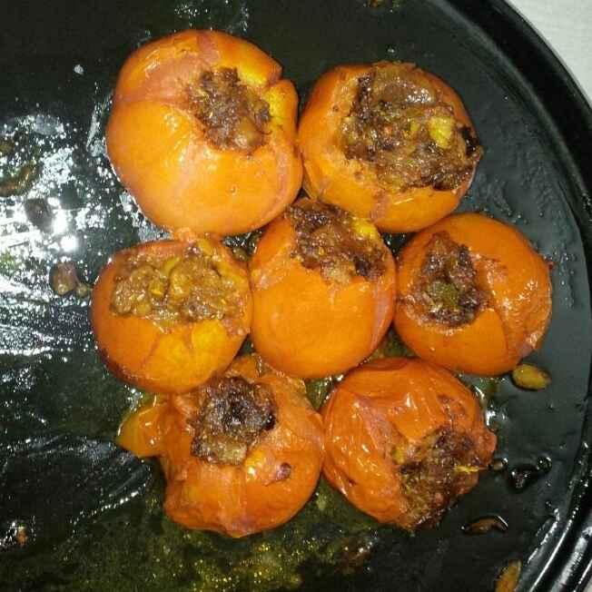 How to make Bharvan (stuffed)tomatoes in gravy
