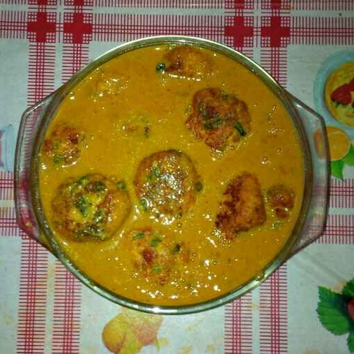 How to make Veg kofta