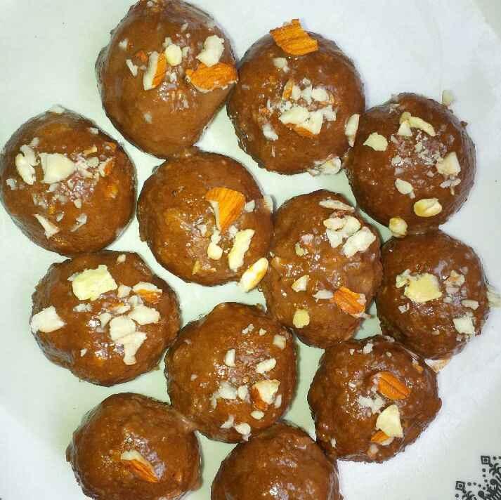 How to make Chocolate laddu