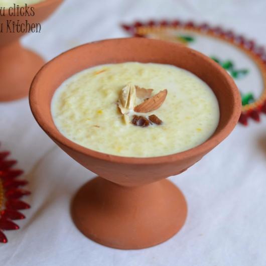 Photo of Jhangore ki Kheer/Barnyard Millet Kheer/Samo ka kheer by Priya Srinivasan at BetterButter