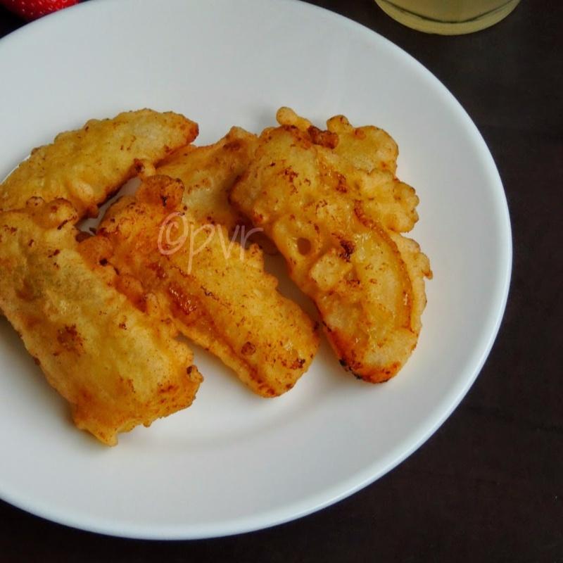Photo of Pisang Goreng/Indonesian Fried Bananas by Priya Suresh at BetterButter