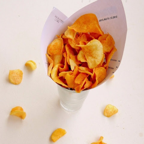 Photo of Sweet Potato Chips by Priya Suresh at BetterButter