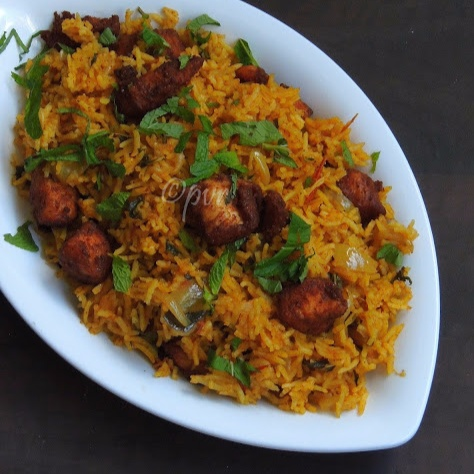 Photo of Chicken 65 Biriyani by Priya Suresh at BetterButter