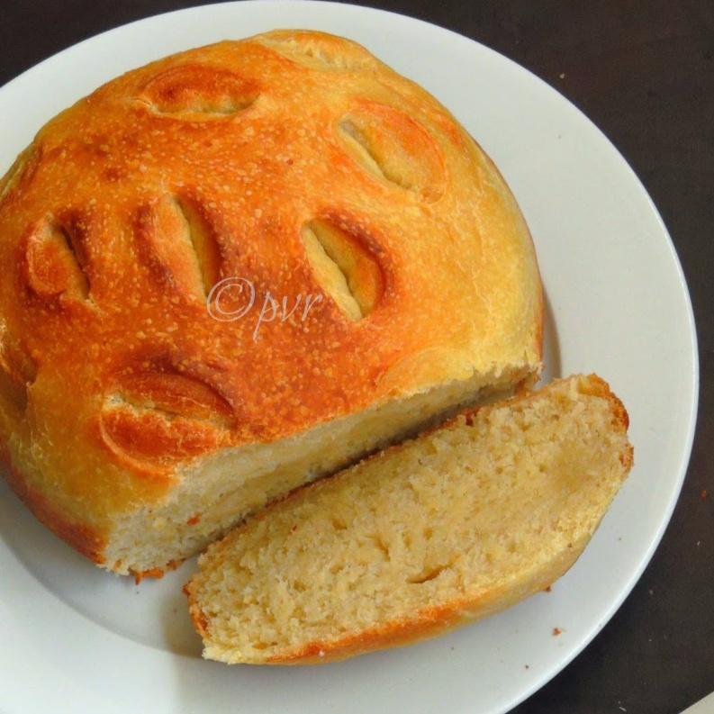 Photo of Kartoffelbrot/German Potato Bread by Priya Suresh at BetterButter