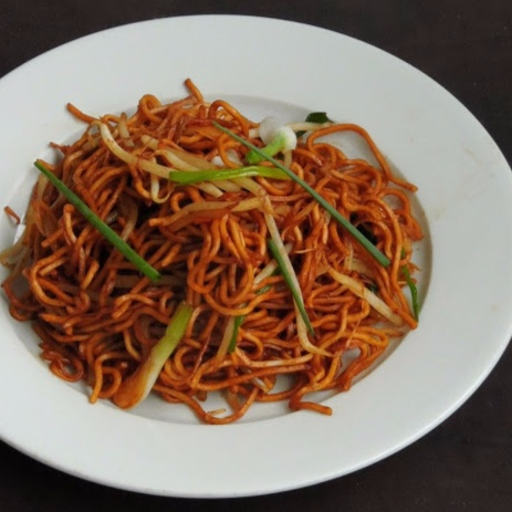 How to make Chinese Style Stir Fried Noodles