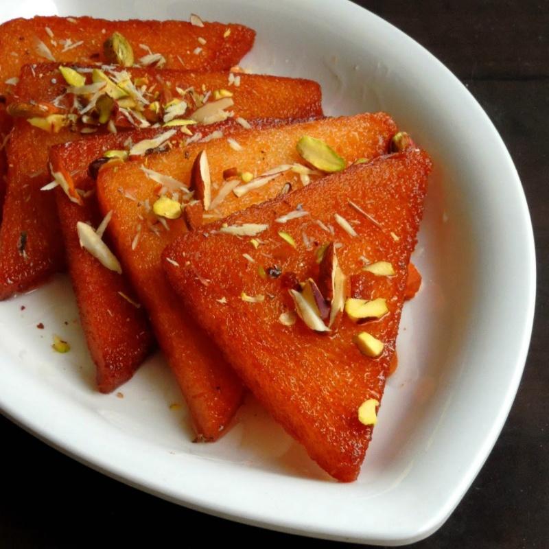 How to make Bread Kaja/Fried Sweetened Bread Slices