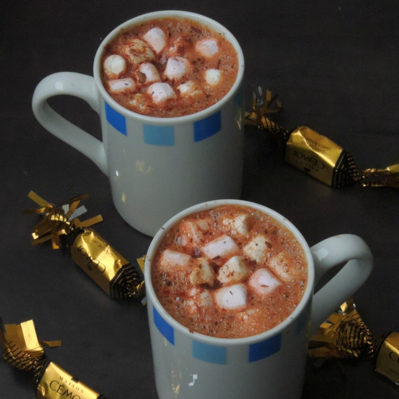 How to make Nutella Hot Chocolate