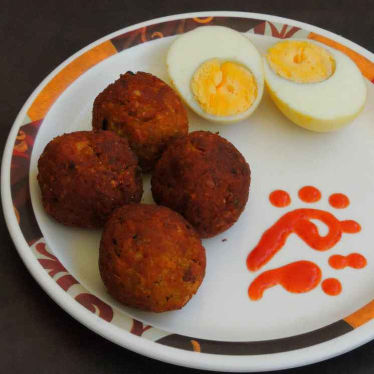 Photo of Spicy Egg balls by Priya Suresh at BetterButter