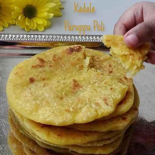 Photo of Paruppu Poli / obattu by Priya Tharshini at BetterButter