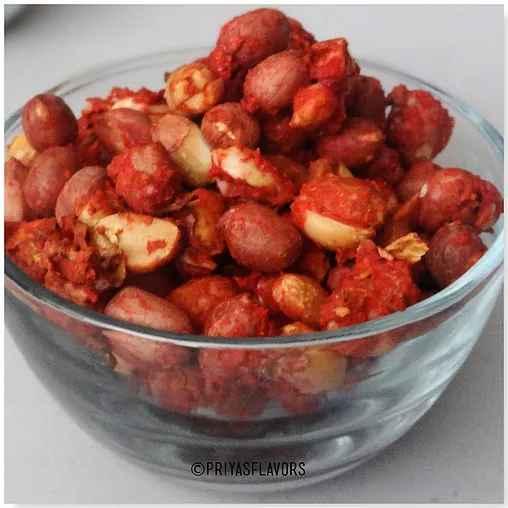 Photo of Baked masala peanuts by Priya Tharshini at BetterButter