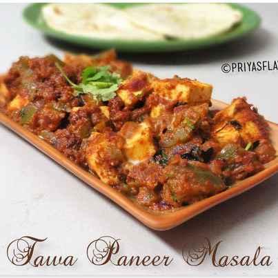 Photo of Tawa paneer masala by Priya Tharshini at BetterButter