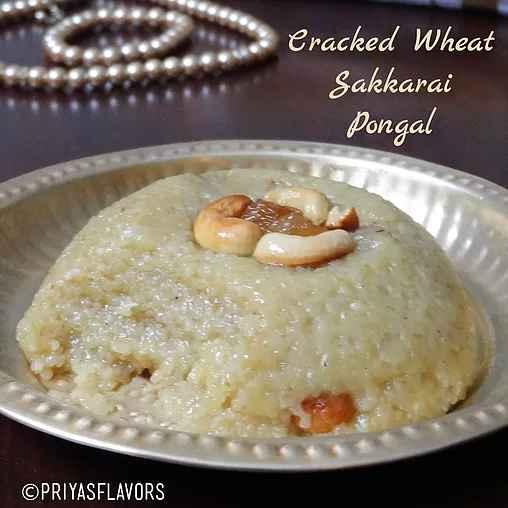 Photo of Broken wheat sakkarai pongal by Priya Tharshini at BetterButter