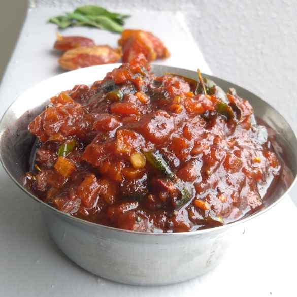 Photo of Dates pickle by Priyadharshini Selvam at BetterButter