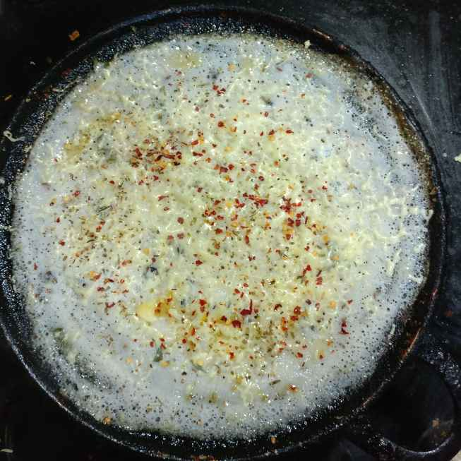 How to make Chilli cheese Dosa