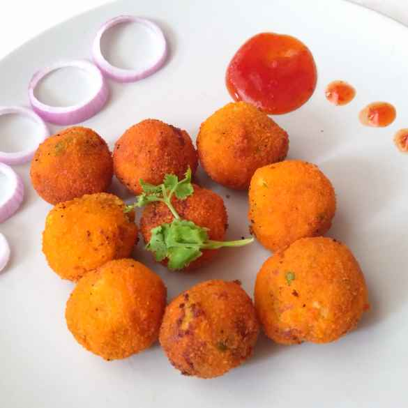 Photo of Paneer Cheese balls by Priyadharshini Selvam at BetterButter