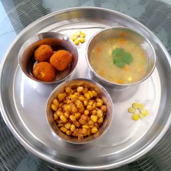 Photo of Sweet corn platter by Priyadharshini Selvam at BetterButter