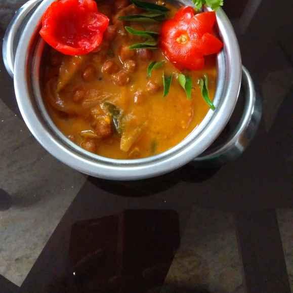 How to make Kerala kadala curry