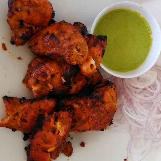 How to make Chicken tikka