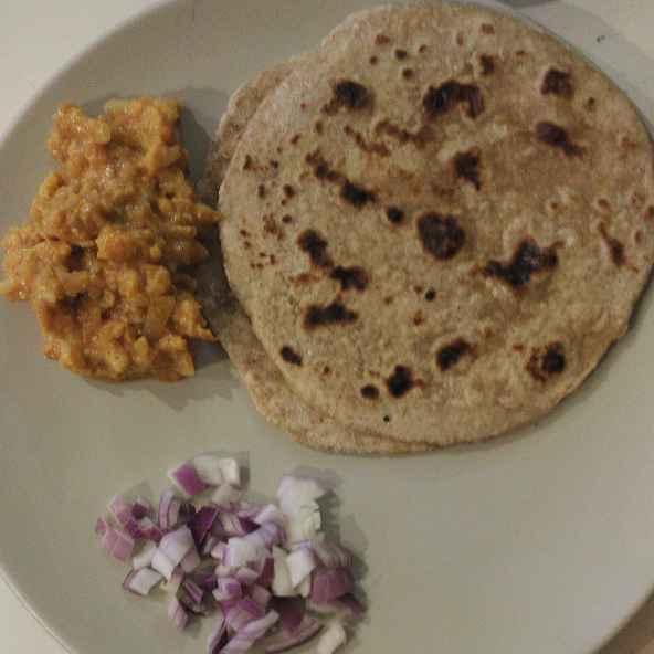 How to make Aloo paratha