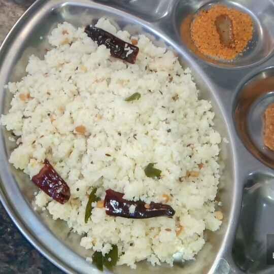 How to make Riceravaupma  Biyyapuravva upma   Basic rice rava upma   Cracked Rice upma  Broken rice upma