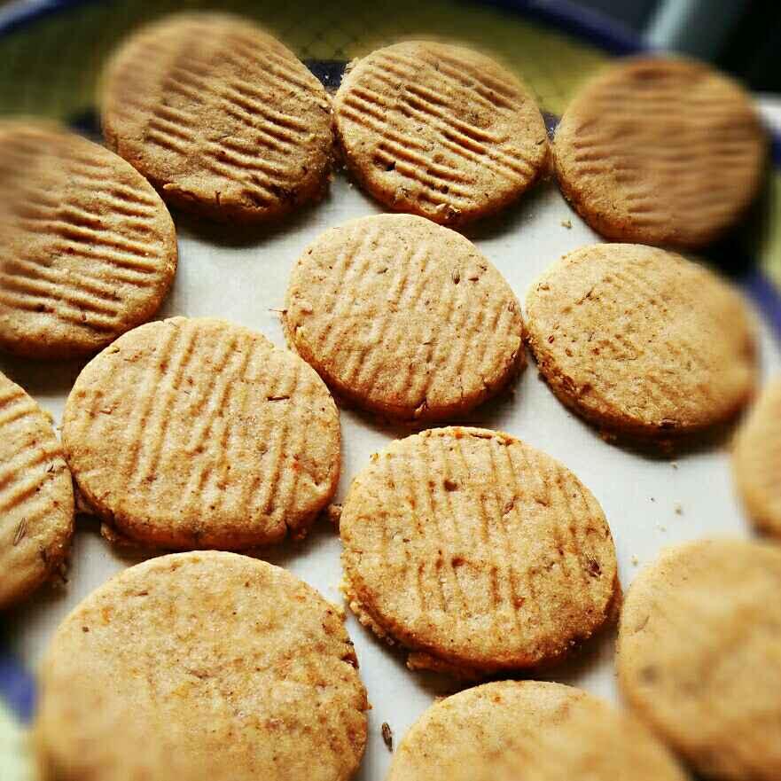 Photo of Sweet and salty jowar cookies by Priyanjali Joardar at BetterButter