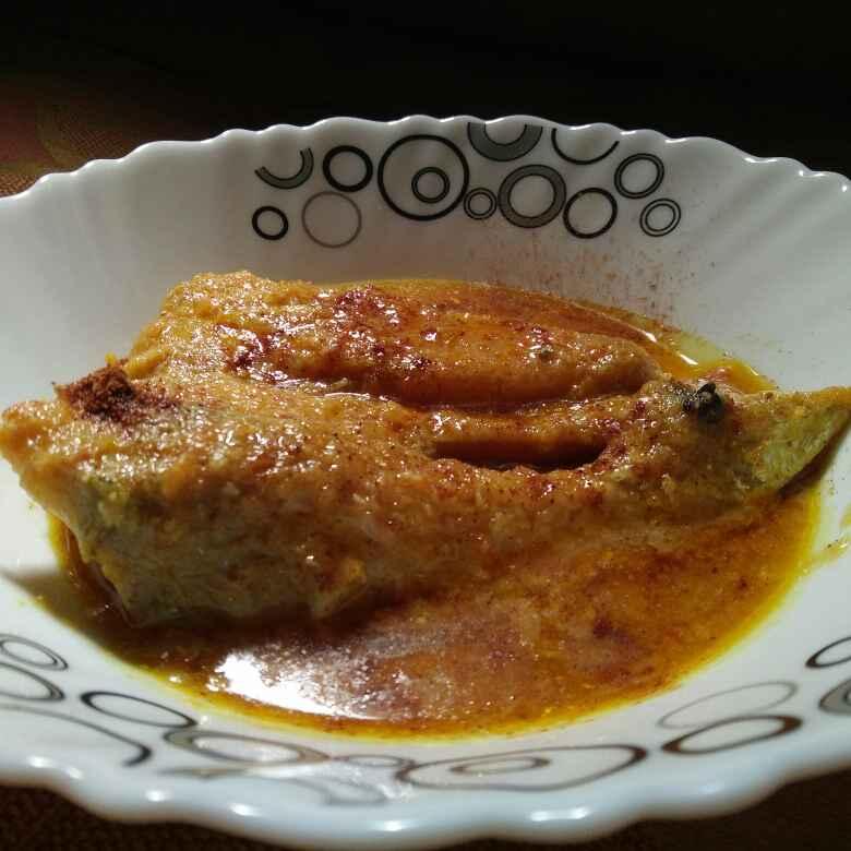 How to make Doi maach (fish in yoghurt curry)