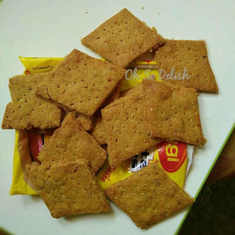 Photo of Maggi crackers by Priyanjali Joardar at BetterButter