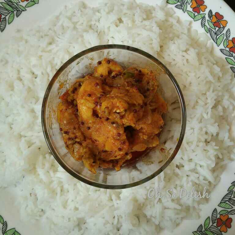 Photo of Andhra Chicken Pickle by Priyanjali Joardar at BetterButter