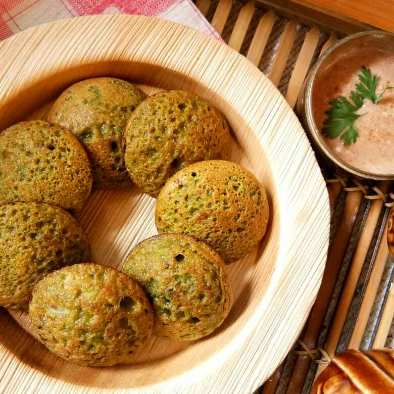 How to make Spinach Oats Appe