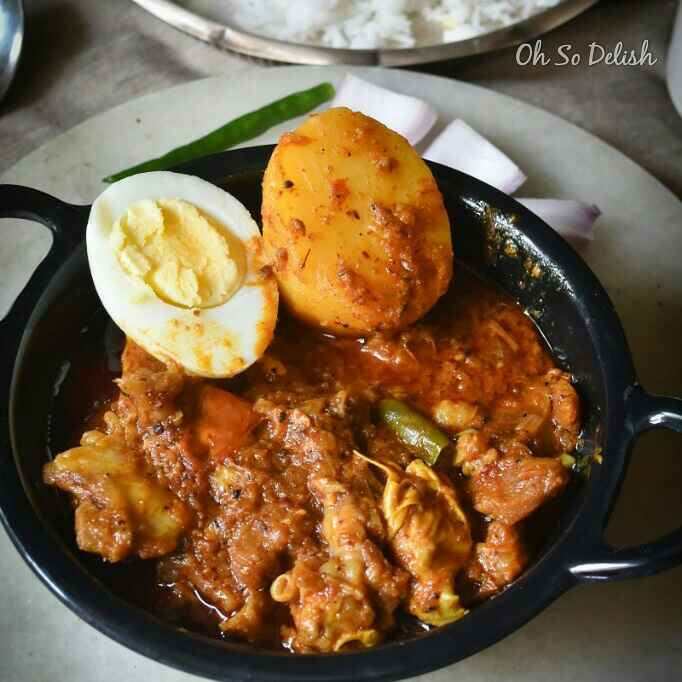 How to make Mutton Dak Bungalow