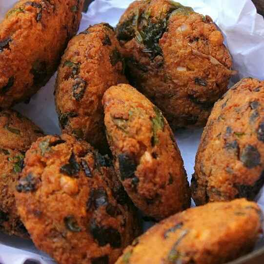 How to make Oats Masala Vada