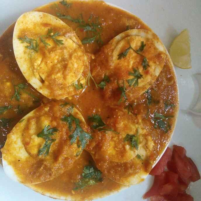 Photo of Shahi Anda Masala/Egg Masala by Priyanka Bapardekar at BetterButter