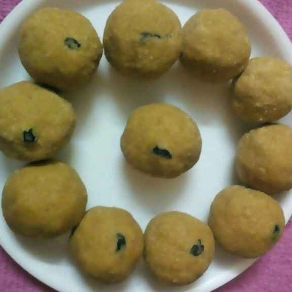 Photo of Besan ladoo by Priyanka Bapardekar at BetterButter